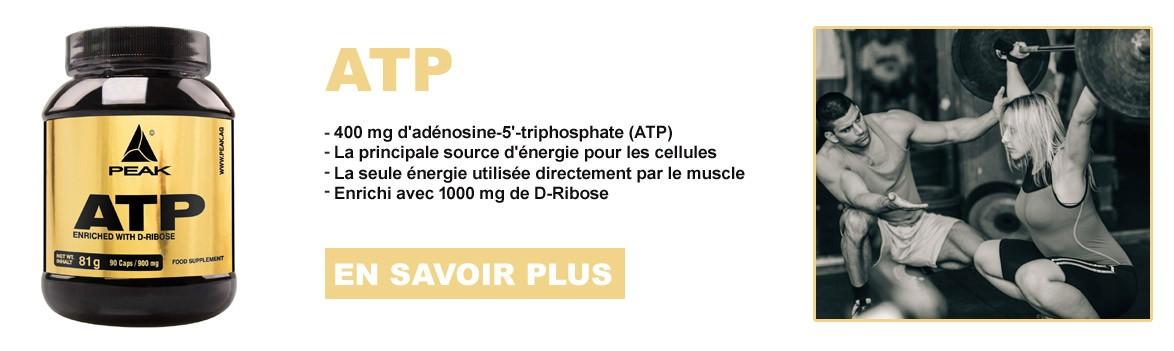 ATP avec D-ribose