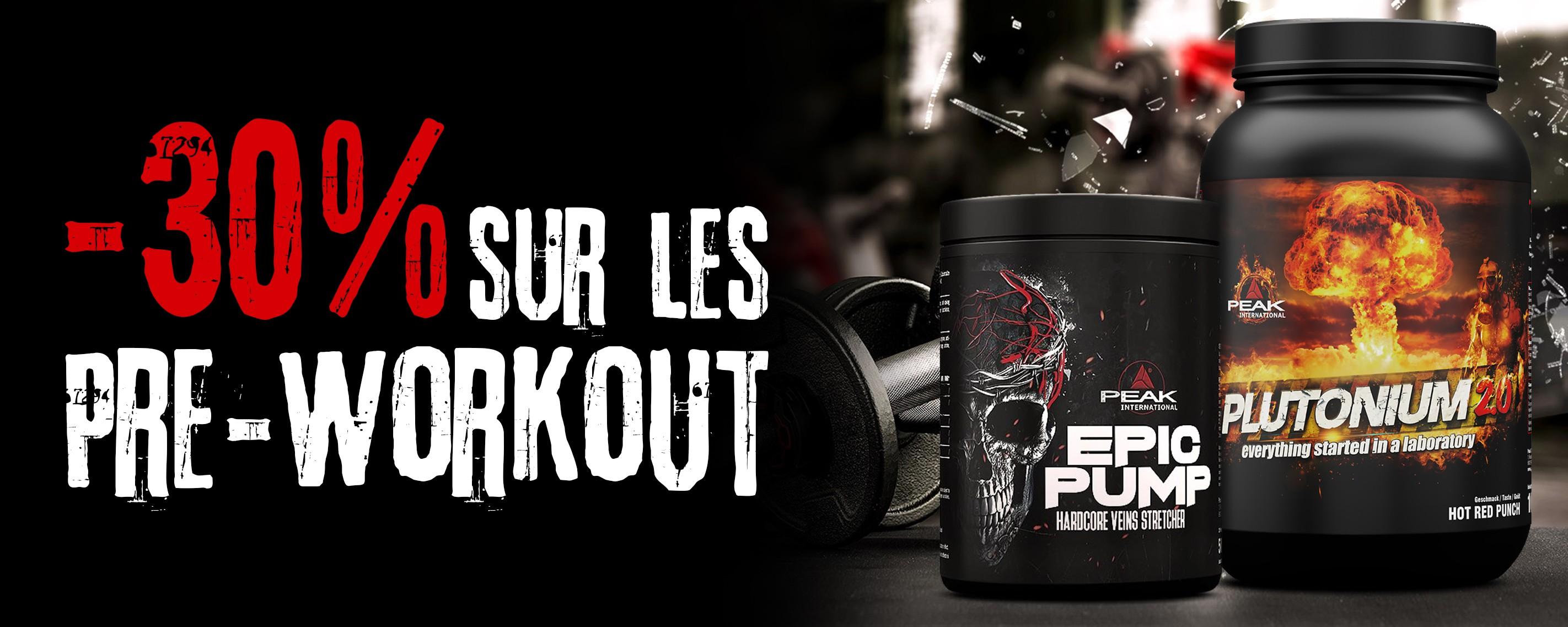 -30% Pre-Workout