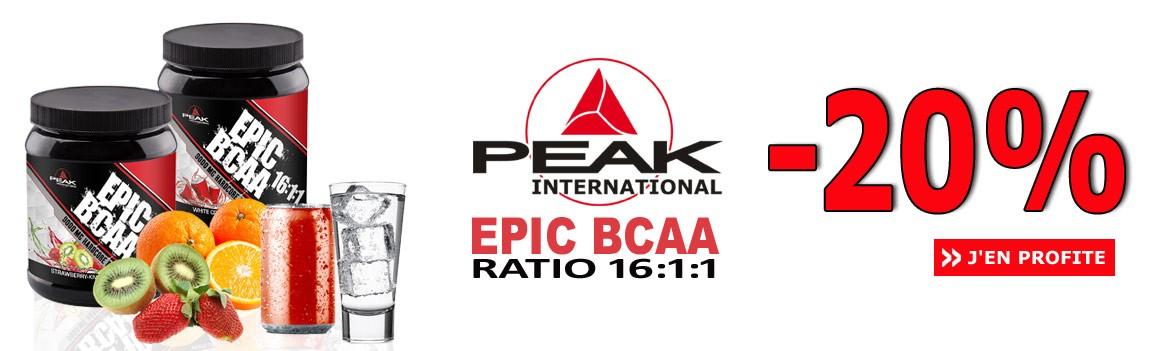 Nouveau EPIC BCAA 16:1:1