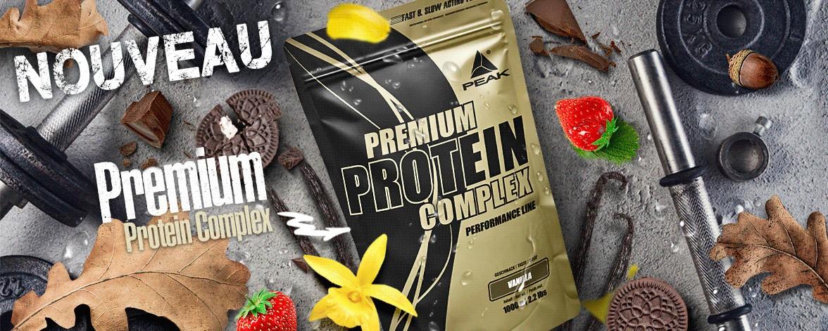 Nouveau Premium Protein Complex