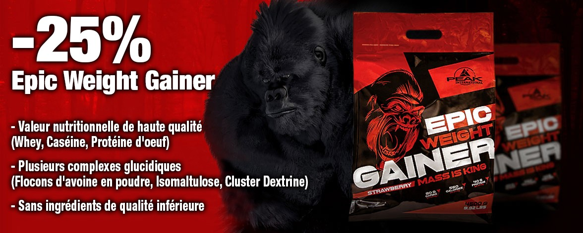 Nouveau Weight Gainer