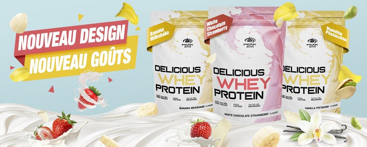 Nouveau Delicious Whey Protein